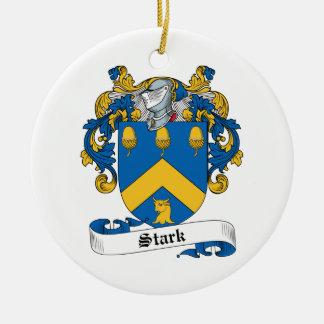 Escudo rígido de la familia ornamentos de reyes