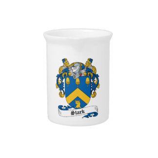 Escudo rígido de la familia jarra de beber