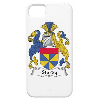 Escudo robusto de la familia iPhone 5 Case-Mate cobertura