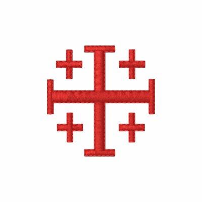 Escudo santo del Sepulcher Sudadera Encapuchada