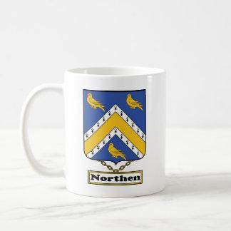 Escudo septentrional de la familia taza