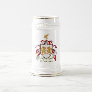 Escudo Stein de la familia de la heráldica de Jarra De Cerveza