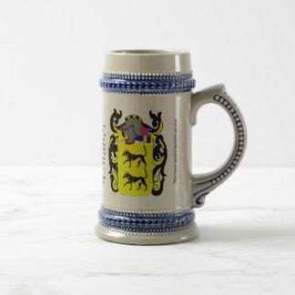 Escudo Stein de la familia de López Jarra De Cerveza