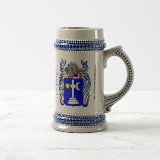 Escudo Stein de la familia de Martin Jarra De Cerveza