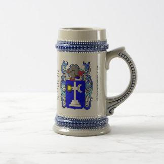 Escudo Stein de la familia de Martin Taza De Café