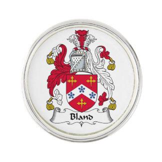 Escudo suave de la familia insignia