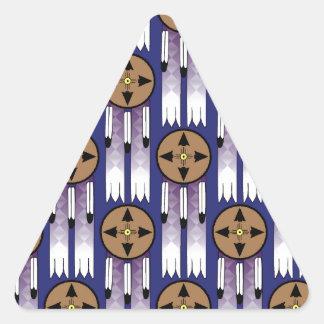 Escudo Swatch Calcomania De Triangulo