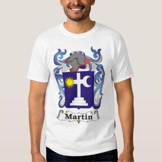 Escudo T-ahirt de Martin Playeras