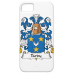 Escudo tardío de la familia iPhone 5 Case-Mate coberturas