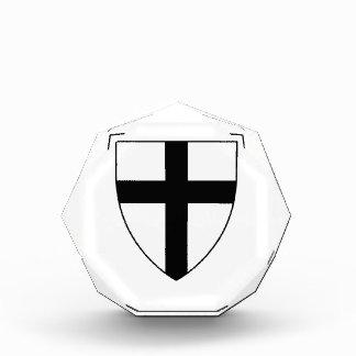 Escudo teutónico de los caballeros
