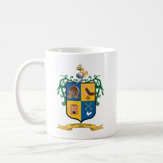 Escudo Tlaquepaque Jalisco, Mexico Classic White Coffee Mug