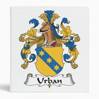 Escudo urbano de la familia