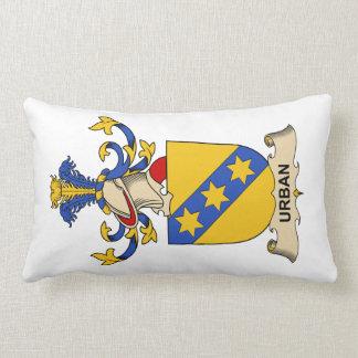 Escudo urbano de la familia almohadas