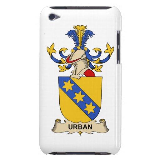 Escudo urbano de la familia iPod touch Case-Mate funda