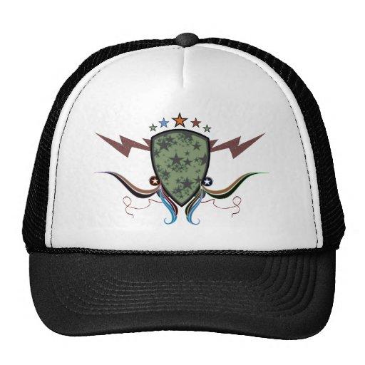 Escudo urbano gorra