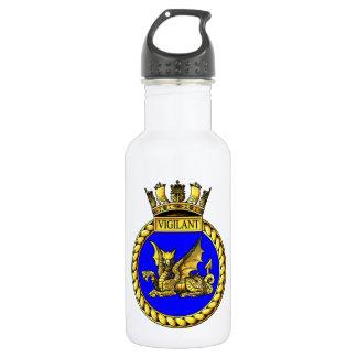 Escudo vigilante del HMS