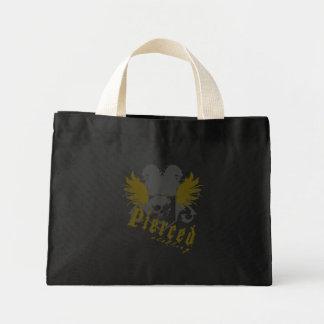 Escudo y ángeles bolsas