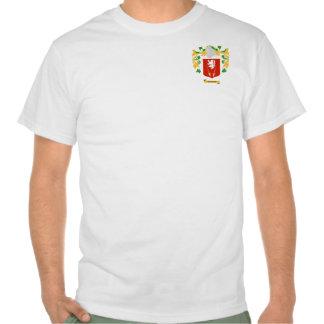 Escudo y foto de Dempsey Camiseta