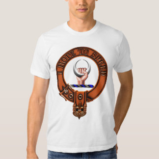 Escudo y Targe de la familia de Cathcart del clan Remeras