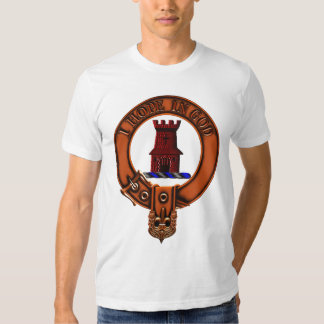 Escudo y Targe de la familia de Macnaughton del Camisas