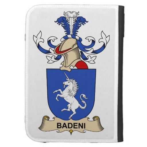 Escudos de la familia de Badeni