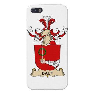 Escudos de la familia de Baut iPhone 5 Coberturas