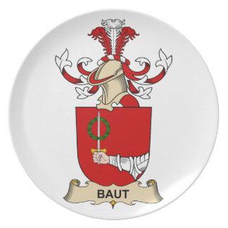 Escudos de la familia de Baut Platos De Comidas