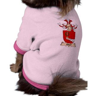 Escudos de la familia de Baut Prenda Mascota