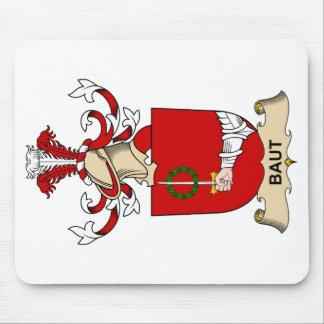 Escudos de la familia de Baut Tapete De Ratones
