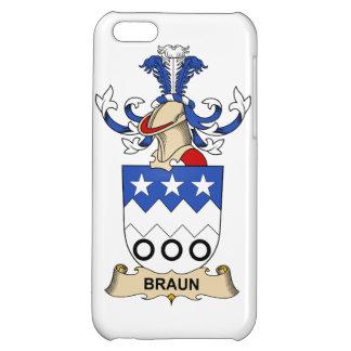 Escudos de la familia de Braun