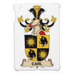 Escudos de la familia de Carl iPad Mini Fundas