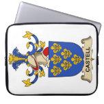 Escudos de la familia de Castell Mangas Computadora