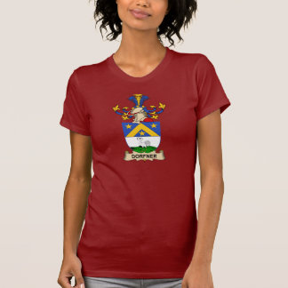 Escudos de la familia de Dorfner Camiseta