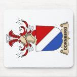 Escudos de la familia de Dornberg Tapete De Ratón