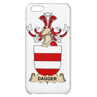 Escudos de la familia de la daga