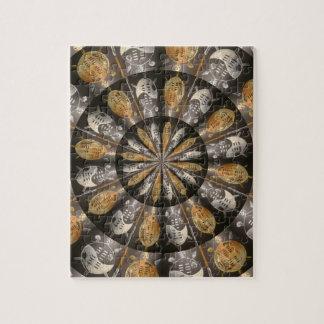 Escudos del Zulú Puzzles