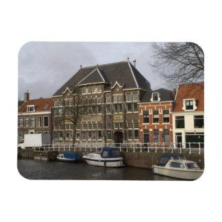Escuela anterior de Damiate, Haarlem Imanes Flexibles