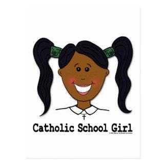 Escuela católica Girl~ Ashleigh Postales