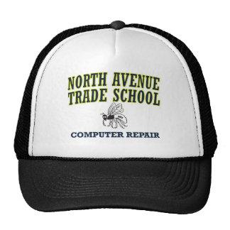 Escuela comercial de la avenida del norte - repara gorro de camionero