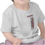 Escuela de Alabama de las bellas arte Birmingham Camisetas