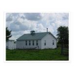 Escuela de Amish Postal