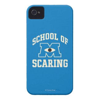 Escuela de asustar Case-Mate iPhone 4 carcasa