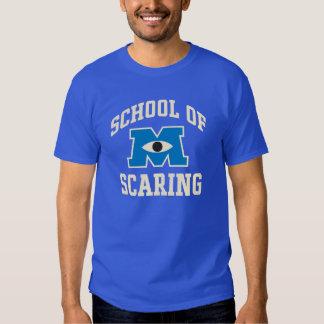 Escuela de asustar poleras