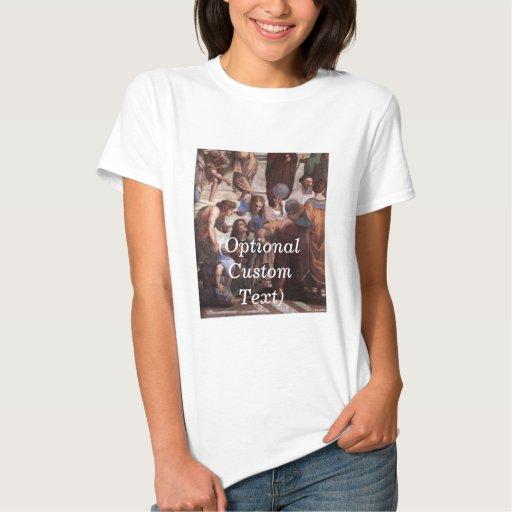 Escuela de Atenas (detalle - Euclid) Camiseta