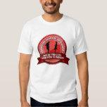 Escuela de Denton de la camiseta de la danza Camisas