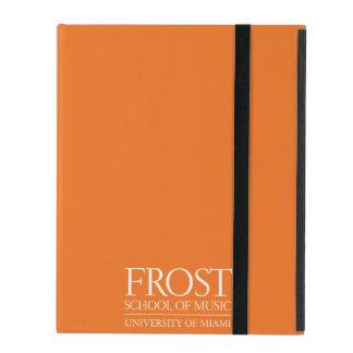 Escuela de Frost del logotipo de la música iPad Protectores