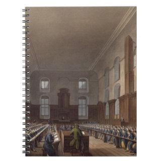 Escuela de la escritura, hospital de Cristo, de Ac Libro De Apuntes Con Espiral