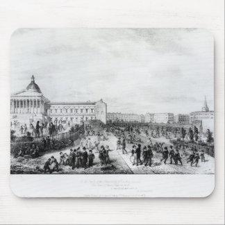 Escuela de la Universidad, Londres, 1835 Mouse Pad