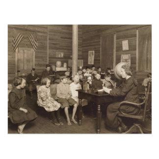 Escuela de Lewis Hine, 1921 Postales