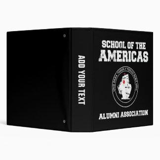 escuela de los alumnos de Américas